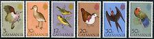 CAYMAN ISLANDS # 354 - 359 VF Light Hinged Set - BIRD DUCK DOVE FLICKER - S5827