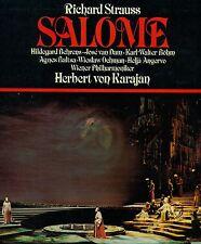 Richard Strauss Salome HERBERT VON KARAJAN 2-LP Box (L5095)
