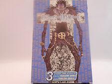 Death Note Vol.3 Paperback/Book/ Manga
