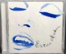 MADONNA - EROTICA, CD ALBUM, (1992).