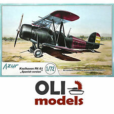 "1/72 Koolhoven FK-51 ""Spanish Version""  - Azur A064"