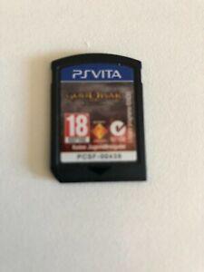 PS Vita God of War