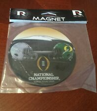 2015 College Football National Championship Game Magnet Oregon Ohio State OSU