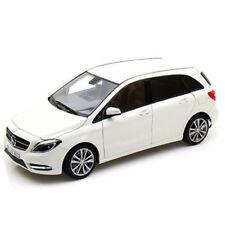 Norev 183558 2011 Mercedes Benz B 180 Class 1:18 Model Car White