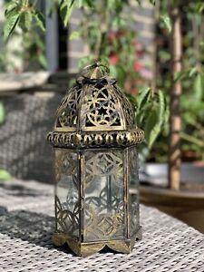 Moroccan Lantern Beautiful Tea Light Candle holder Home Decoré Christmas Gift