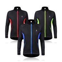 Winter Cycling Jacket Windproof Waterproof  MTB Bike Jersey Winter Sports Coat