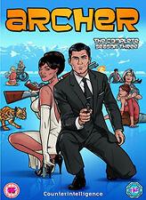 ARCHER - SEASON 3 - DVD - REGION 2 UK