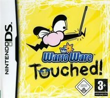 JUEGO NINTENDO DS WARIO WARE TOUCHED NDS 5705289