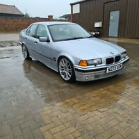 E36 328i Saloon, Manual