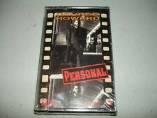 George Howard - Personal (Cassette, 1990) Brand New, Sealed, Dolby HX Pro
