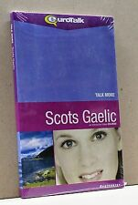 SCOTS GAELIC [talk more, eurotalk language learning, beginners, windows/mac]