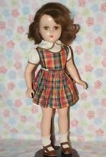 "STUNNING! Vintage 18"" Arranbee R&B Nancy Lee Composition Doll"