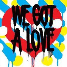 CD de musique electronica love