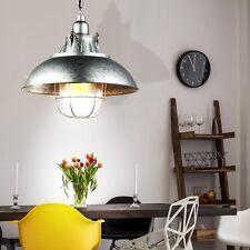 LED Decken Vintage Pendel Lampe Glas Strahler RETRO Stil Hange Leuchte 405 Cm