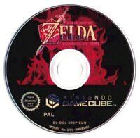 Nintendo GameCube Spiel - The Legend of Zelda Spiel - Ocarina of Time nur CD