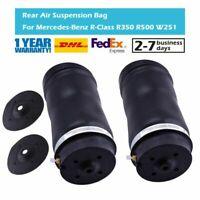 2xRear Air Suspension Spring Bag fit Mercedes Benz W251 R Class R350 R320 R500