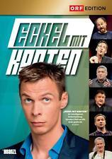 ECKEL MIT KANTEN (Klaus Eckel, Viktor Gernot u.a.) 2 DVDs NEU+OVP