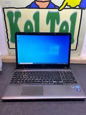 Sony Vaio SVE151D11M Laptop I3 2.4GHZ 640GB 4GB WINDOWS 10 GREY USED WEB CAM