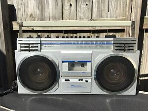 Vintage Sears Boombox SR2100 Series Tested and Working