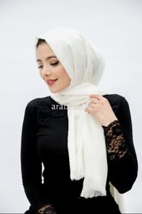 Plain Silky Hijab