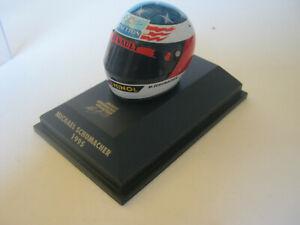 1:8 Helmet Driver M.Schumacher Benetton 1995 Minichamps IN Showcase