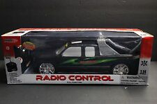 Auto Trendz Full Function Radio Control Silverado Truck Black 1:14 scale  27MHZ