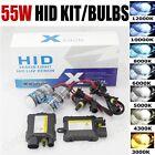 55W HID Xenon Car Headlight Conversion KIT H1/H3/H4/H7/H8/H11/9005/9006/880/881