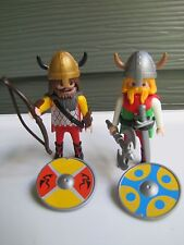 Playmobil Special Viking Norseman 4599 and Viking Archer 0000