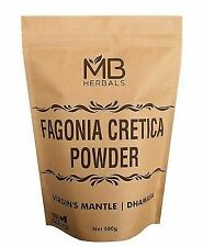 Fagonia cretica Powder 500 Gram (1.1 lb) | Virgin's Mantle | Dhamasa