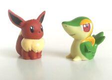 Pokemon figuras hueco-dedo Títeres De Bandai-Snivy Y Eevee