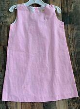 NWT GYMBOREE Girls Pink White Stripe Dressy Easter WEDDING DRESS Size 4t
