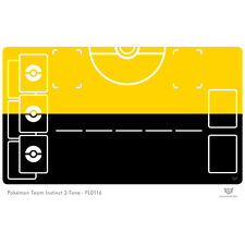 Pokemon Team Instinct 2-Tone Playmat (PL0116)