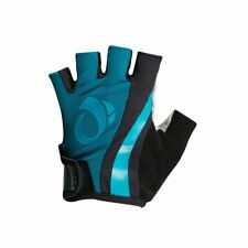 Pearl Izumi Women's Large SELECT Gel Cycling Gloves Teal Breeze BRAND NEW
