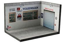 Diorama Atelier Volkswagen Air Cooled - 3 inch | 1/64ème - #3in-3-L-L-AF-003