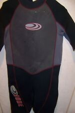 Jobe Powerstretch Neoprene Swimming Surfing Diving Wet Suit, Small