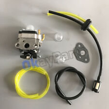 Carburetor for Troy-Bilt TB26TB TB475SS TB490BC TB425CS Trimmer Carb Tune Up Kit