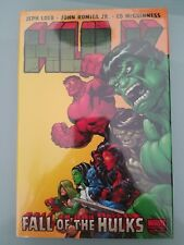 HULK: FALL OF THE HULKS MARVEL PREMIERE EDITION HARDCOVER NEW FACTORY SEALED