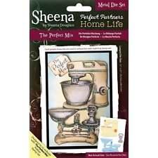 Sheena DOUGLASS HOME vita perfetto partner-il perfetto mix di metallo Die Set