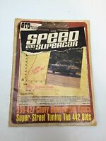 Speed and Supercar Practical Performance Magazine June 1967 Volume 15, Number 6