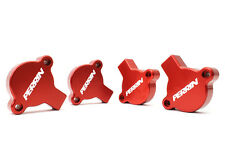 Perrin Performance Red Cam Solonoid Guards - fits Subaru BRZ/ Toyota GT86