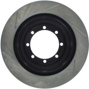 Disc Brake Rotor-RWD, Rear Disc Rear Left Stoptech 126.65079SL
