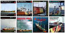 More details for pirate radio northsea rni vols 1,2,3,4,5,6,7 & 8 listen in your car