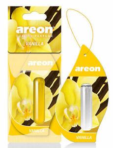 Areon Liquid 5ml Vanilla Car Freshener