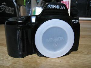 Réflex Argentique Minolta 3xi