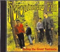HERONIMUS FIN Riding The Great Fantastic Rare UK Psych Prog CD OOP