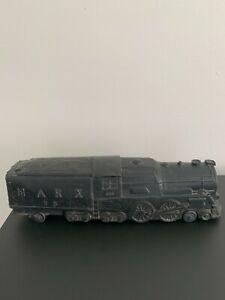 Marx RR 333 Whistling Locomotive Plastic Rare