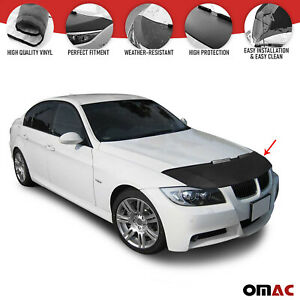Front Hood Cover Mask Bonnet Bra Protector Fits BMW 3 Series 2009-2012