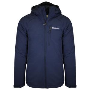 Columbia Men's Navy Blue Highland Alpine Jacket (Retail $140) 464