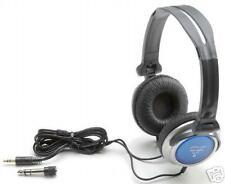 Casque d'Ecoute Stéréo Dynamique pour DJ et Technicien