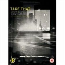 TAKE THAT Look Back Don't Stare A Film About Progress DVD BRAND NEW NTSC R0